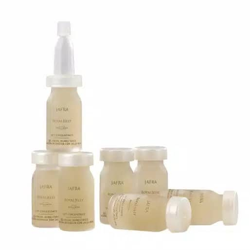 Jafra royal jelly lift concentrate