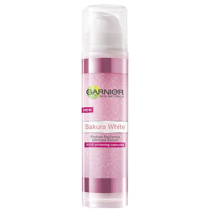 Garnier Sakura Pinkish Radiance Ultimate Serum