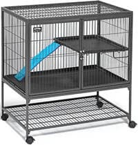 best cage for one ferret