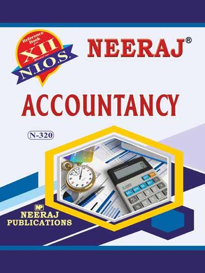 NIOS 320 Accountancy Guide/Book in English Medium for 2020 Exam