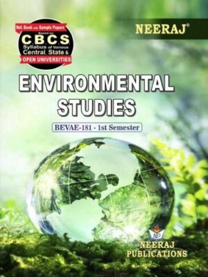 BEVAE-181 Book in English Medium for 2020 Exams