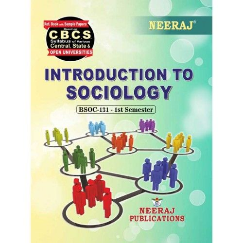 BSOC-131 Book in English Medium for 2020 Exams