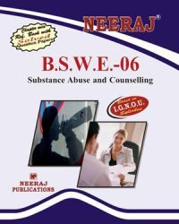 IGNOU: BSWE6-HM Substance Abuse and Counselling-Hindi Medium