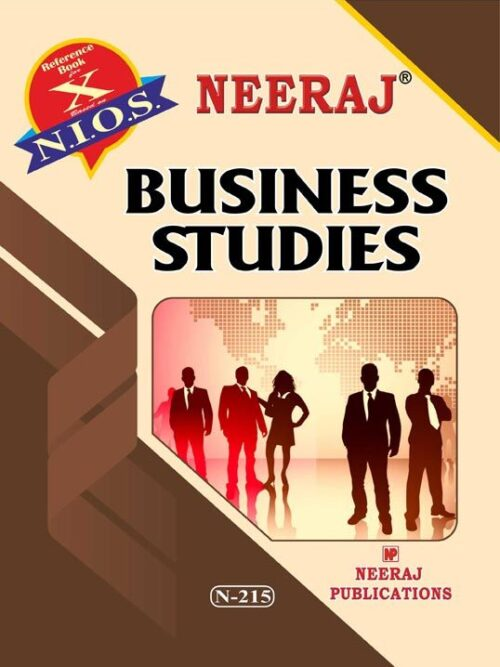 NIOS 215 Business Studies Book in English Medium