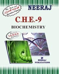 IGNOU : CHE-9 Bio Chemistry- English Medium