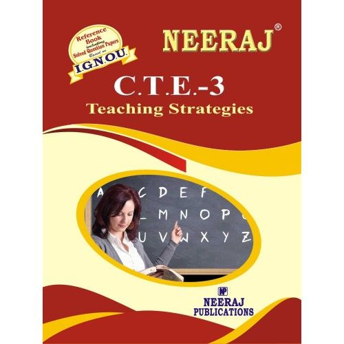 CTE3 Teaching Strategies English Medium