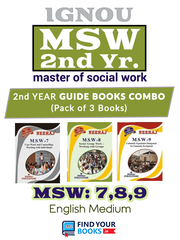 IGNOU MSW-7