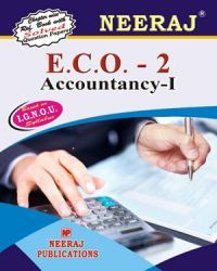 IGNOU : ECO-2 Accountancy -I - English Medium