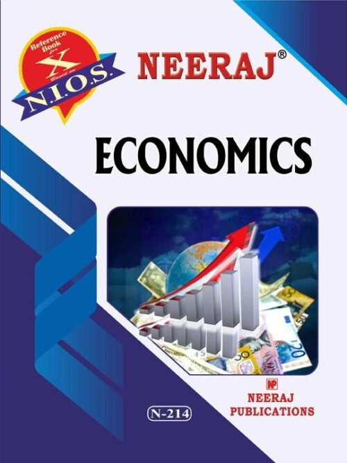 NIOS Class 10 Economics Book in English Medium 2020 Exam
