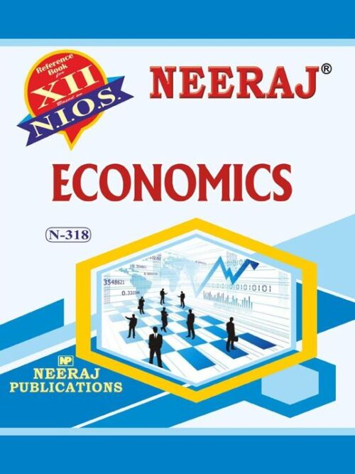 NIOS Economics Guide in English Medium 2020 Exam