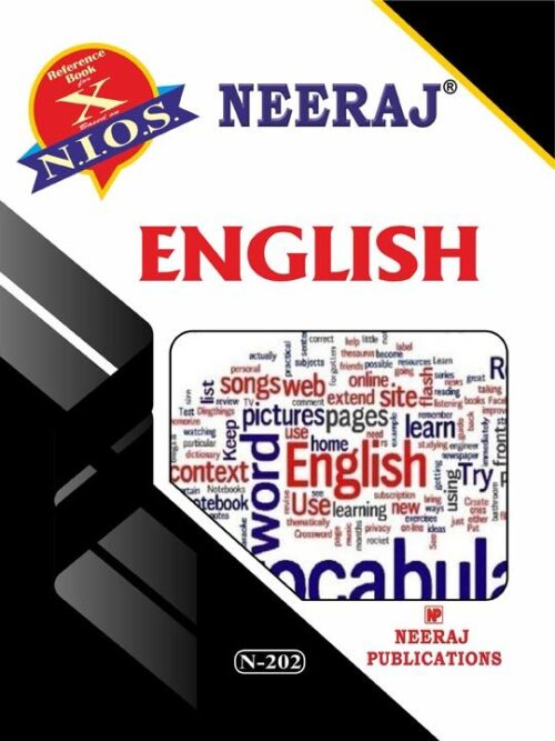NIOS 202 English Guide For 2020 Exam | NIOS 202 Book