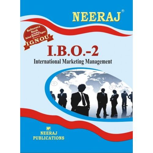 IGNOU: IBO-2 International Business Management-English Medium