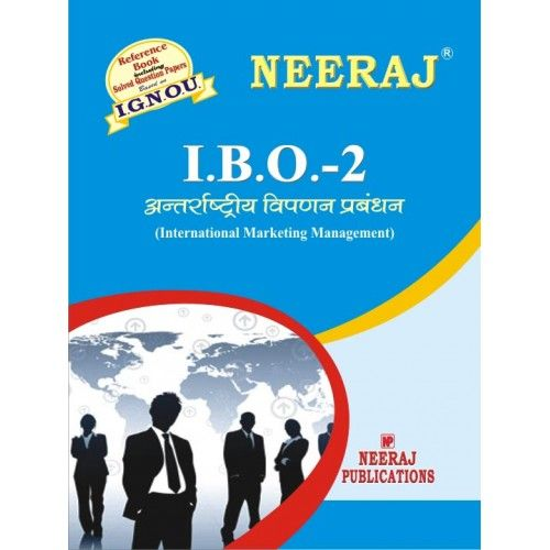 IGNOU: IBO-2 International Business Management-Hindi Medium