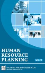 MS-23 Human Resource Planning (Ignou Guide Book for MS23) Enligh Medium by GPH