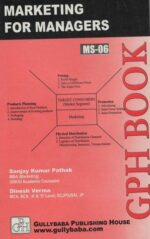 MS 6 Marketing For Managers (IGNOU Help book for MS-06 in English Medium)