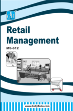 MS 612 Retail Management (IGNOU Help book for MS-612 in English Medium)