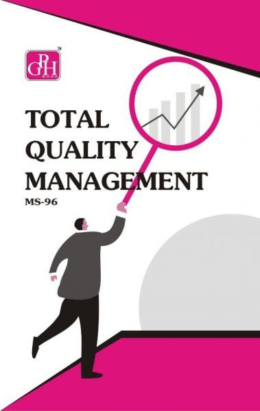 MS96 Total Quality Management (IGNOU Help book for MS-96 in English Medium)