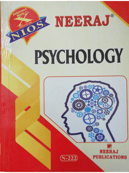 N222 Psychology-NIOS Guide Book For N222 - English Medium