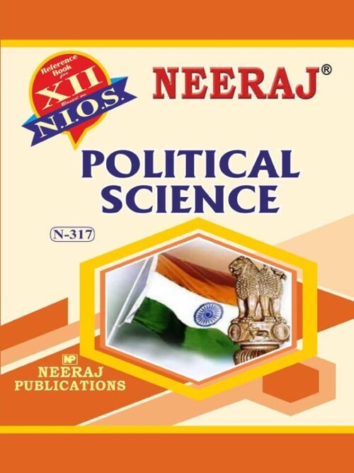 NIOS 317 Political Science Guide/Book in English Medium 2020 Exam