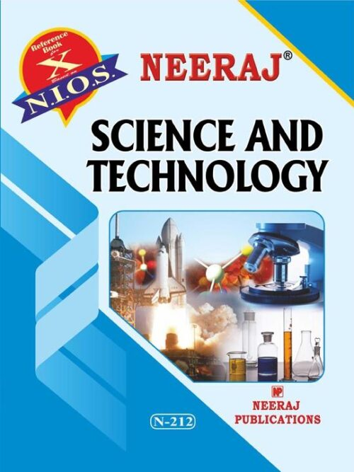 NIOS 212 Guide Book in English Medium - Science & Technology (212)