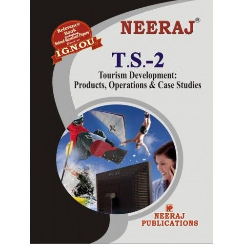 IGNOU: TS2-EM Tourism Development Products
