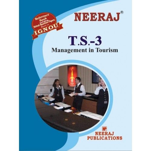 IGNOU: TS3-EM Management In Tourism-English Medium