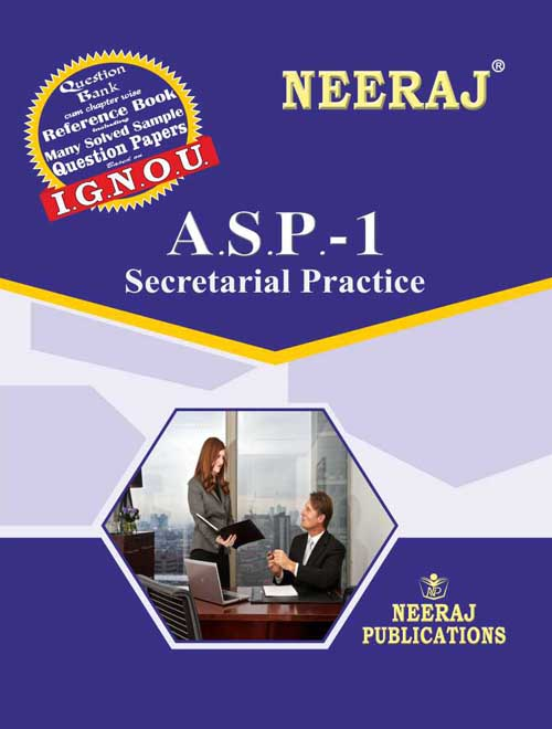 ASP Secretarial Practice - English Medium
