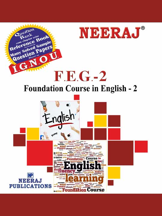 FEG2 ( IGNOU Guide Book For FEG2 ) English