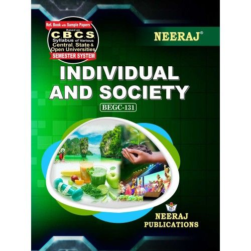 BEGC-131 Book in English Medium for 2020 Exams