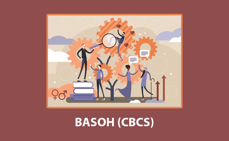 BASOH- BA Sociology Assignment (CBCS)