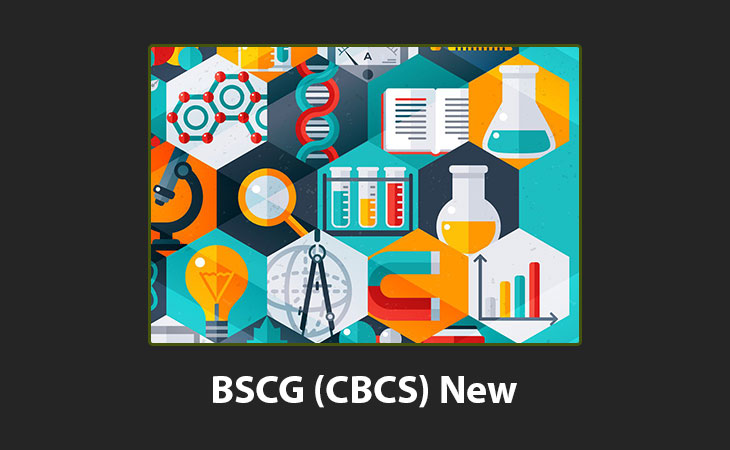 BSCG Solved Assignments (CBCS)