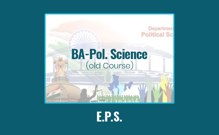 Ignou EPS Solved Assignments