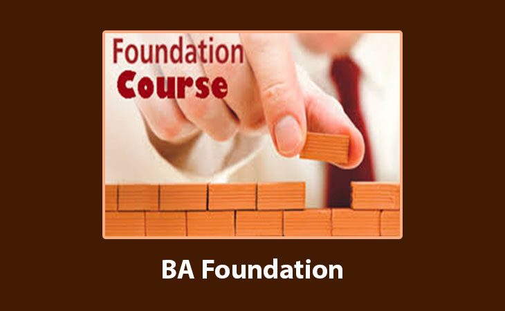 Ignou BA Foundation Books