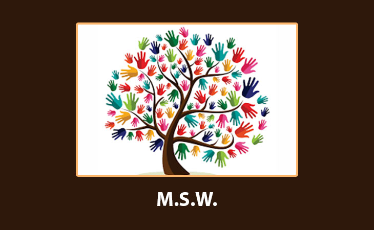MSW- Solved Assignments