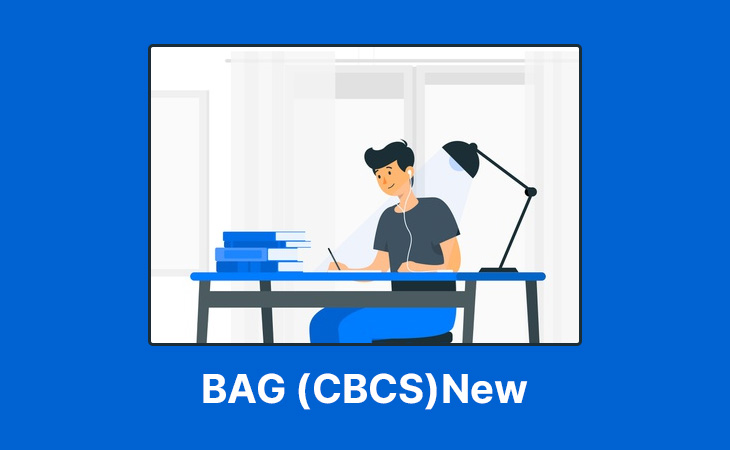 BAG Solved Assignments (CBCS)