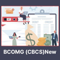 BCOMG Solved Assignments (CBCS)