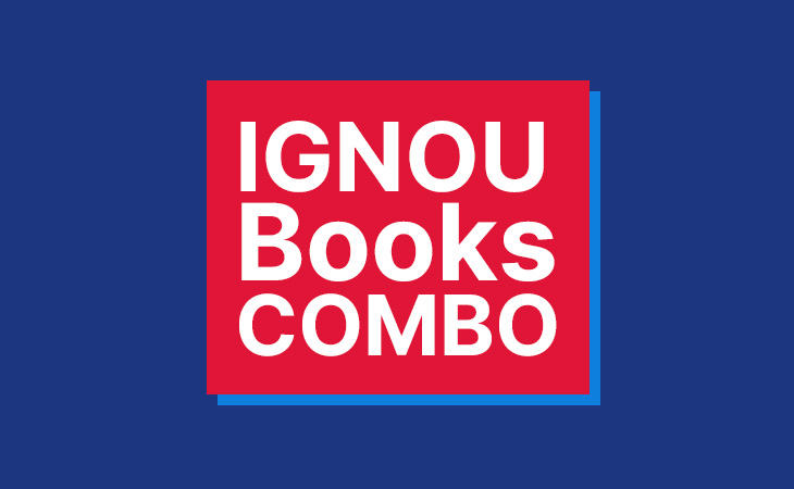 Ignou Books Combo