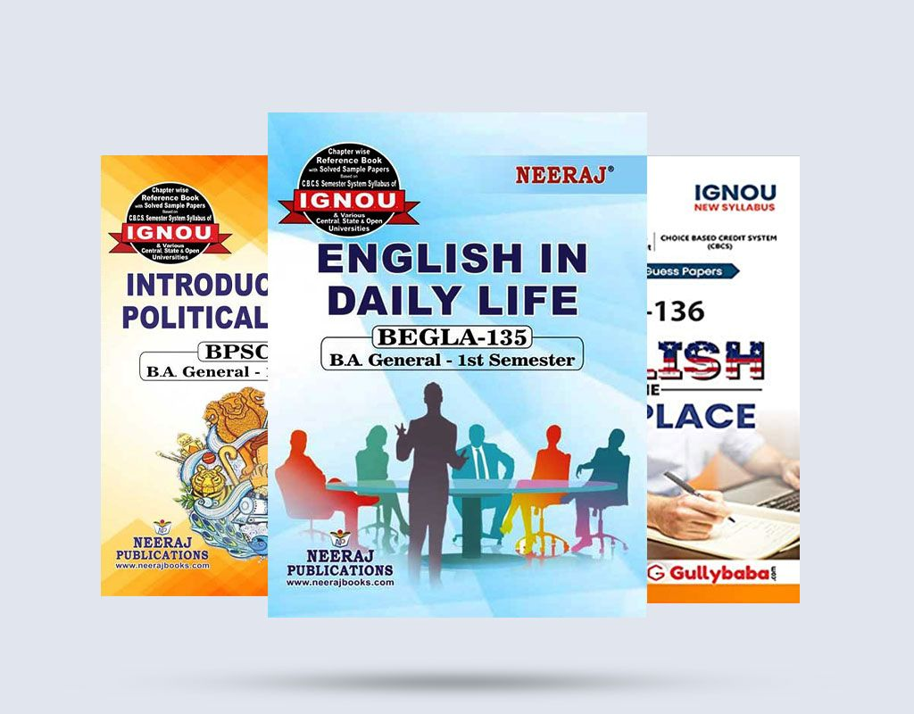 buy ignou help books latest edition 2021