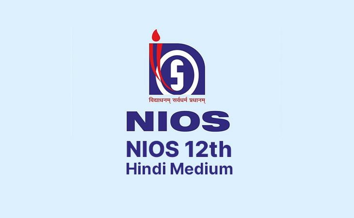 NIOS 12th Hindi Medium