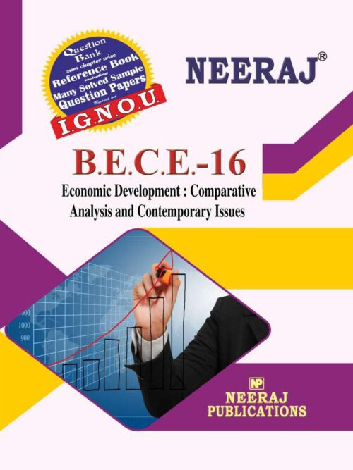 BECE-216 IGNOU Guide Book in English Medium