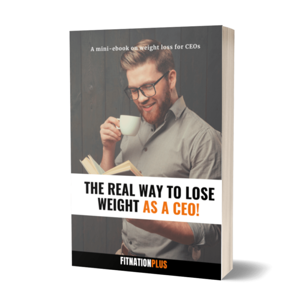 [Ebook] The real way to lose weight as a CEO 1