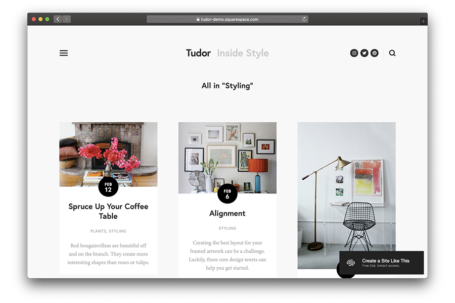Image Caption Overlay On Hover Squarespace 2