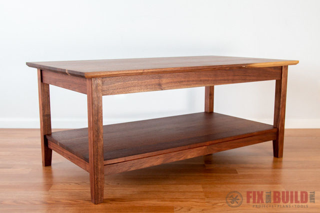 Diy Modern Farmhouse Coffee Table Fixthisbuildthat