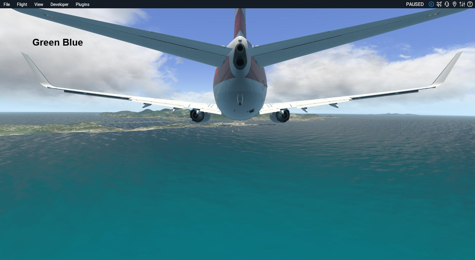 Water Color Replacement Xp11 Scenery Enhancement Packs X Plane