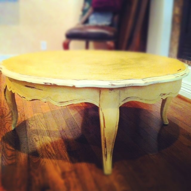 Yellow Coffee Tables Ideas On Foter