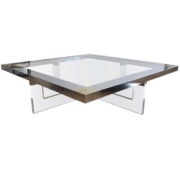 Large Square Glass Coffee Table For 2020 Ideas On Foter
