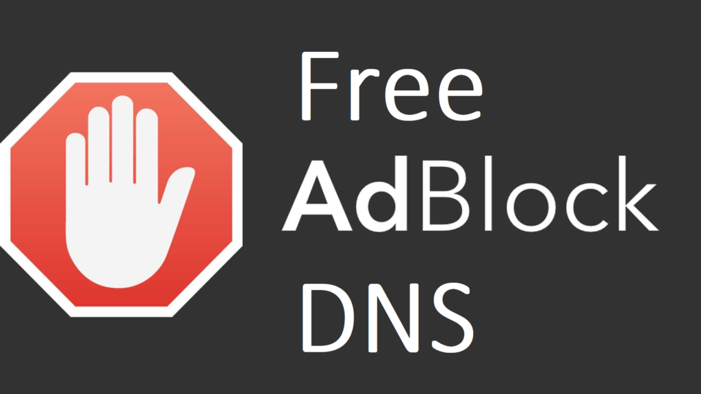 ad-block dns for free