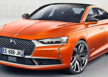 DS 8 - nowy rywal Audi A6