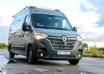 Nowy Renault Master