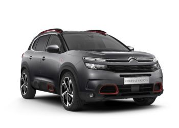 Citroen C5 Aircross C Series